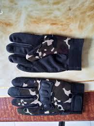 găng tay gù có ngón lính gằn ri loai tốt