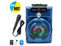 loa karaoke JHW-802 có kem mic